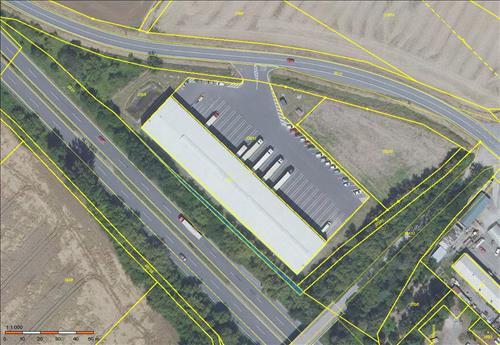 Prodej pozemku 209 m2 Na Křepelce u obce Skrbeň